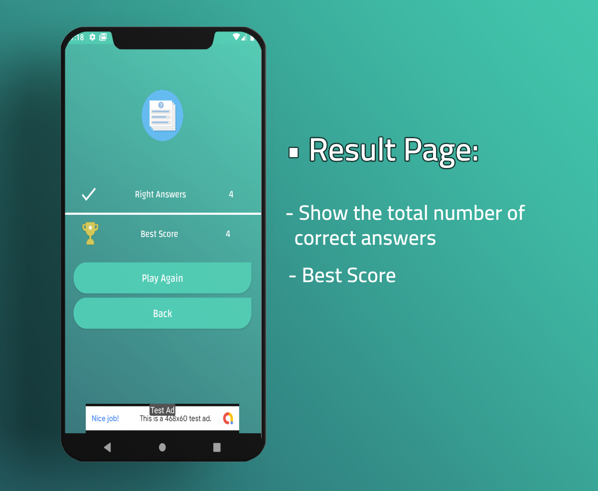 Fast Math Quiz Game - 7